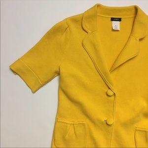 JCrew Knit Corrine Jacket